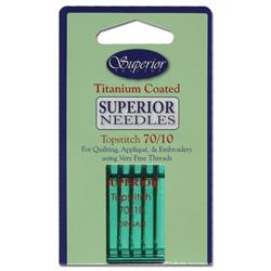 Superior Topstitch Needles #70/10
