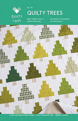 Quilty Trees Pattern