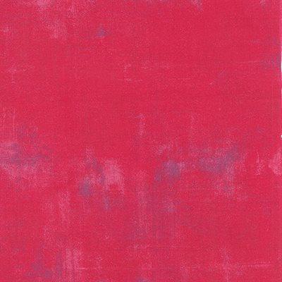 Grunge Basics - Raspberry - 1/2 meter