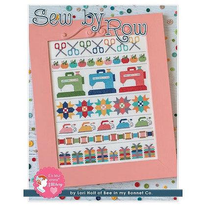 Sew by Row Cross Stitch Pattern