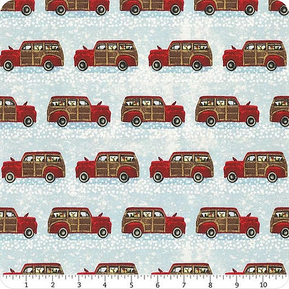 Jingle All The Way - Wagoneer - 1/2 meter