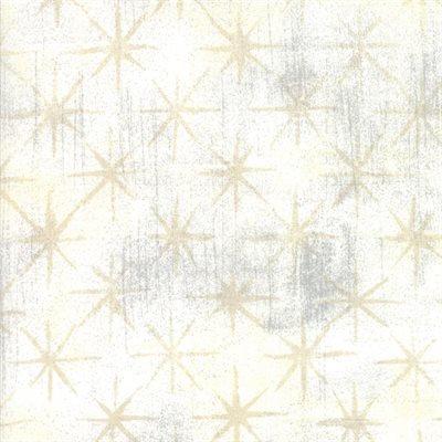 Grunge Seeing Stars - Vanilla - 1/2 m