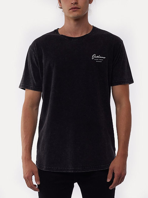 Silent Theory Outlaw Script Tee