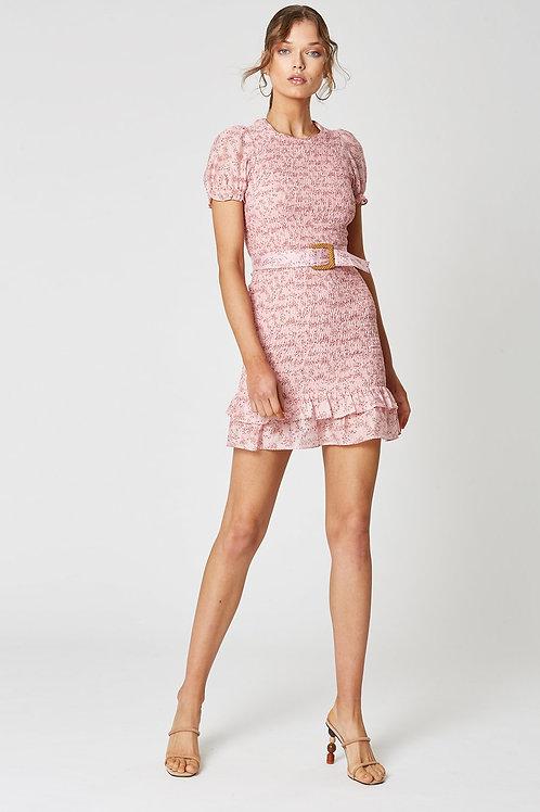 Winona Wildflower Short Dress