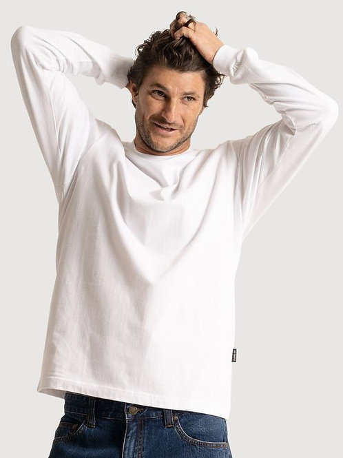 Mr Simple Fair Trade Heavy Weight L/S Tee