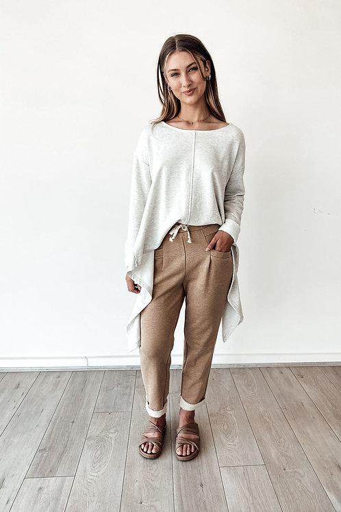 Bagira The Label Drop Side Sweater