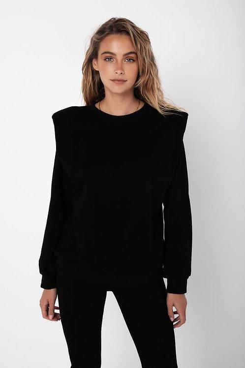 Madison The Label Carli Sweater Black