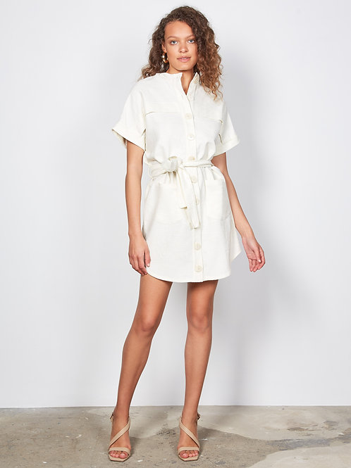 Wish The Label Bay Shirt Dress