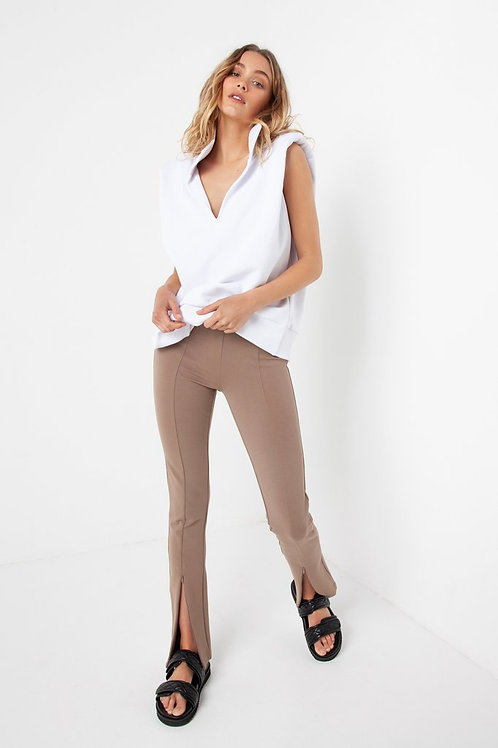 Madison The Label Henley Zip Pant