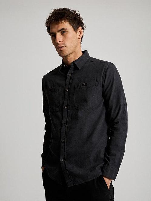 Mr Simple Soft Cotton L/S Shirt