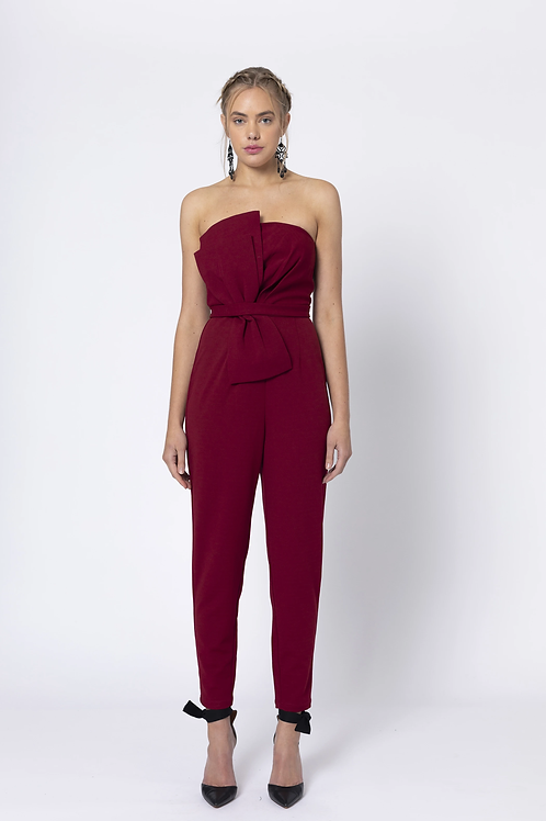 Romance The Label Besos Jumpsuit