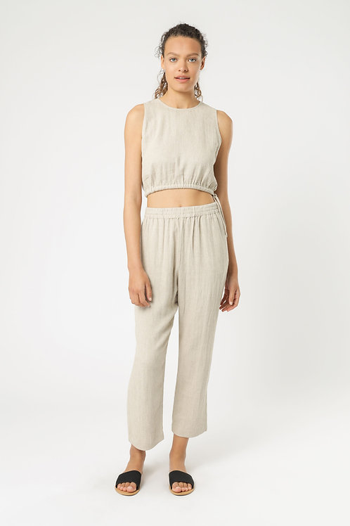 Nude Lucy Rumi Linen Pant
