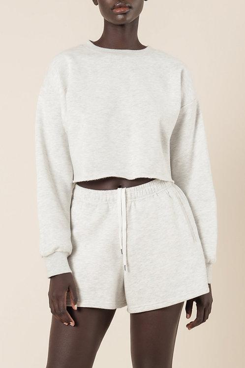 Nude Lucy Carter Classic Crop Sweater