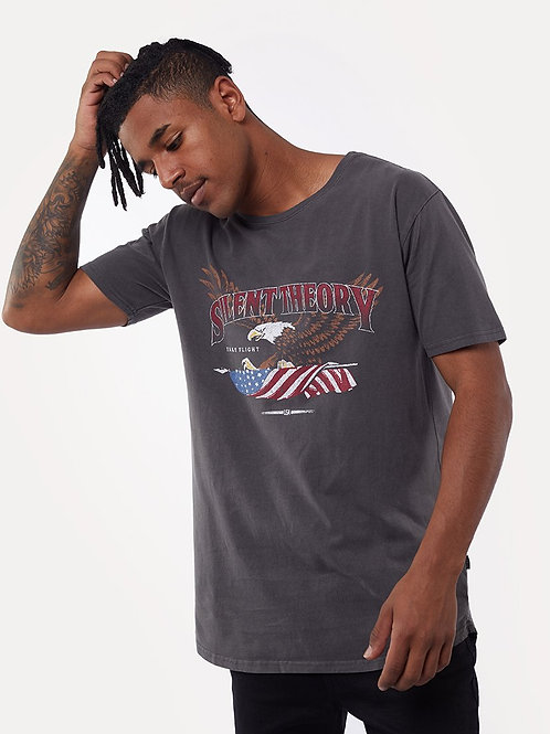 Silent Theory American Eagle Tee