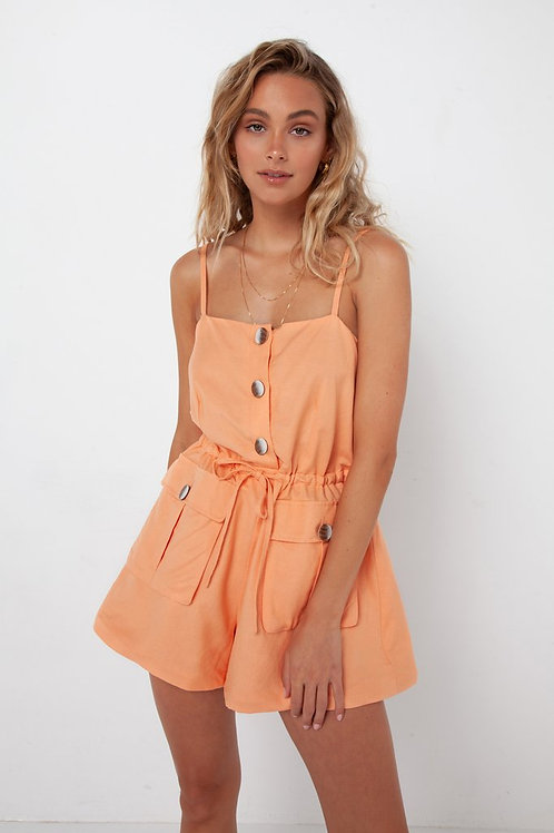 Madison The Label Penny Playsuit