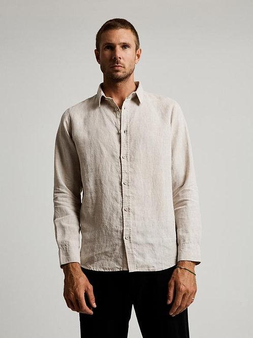 Mr Simple Linen L/S Shirt
