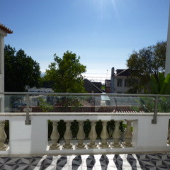 Lisbonne Alfama T2 terrasse 30m2