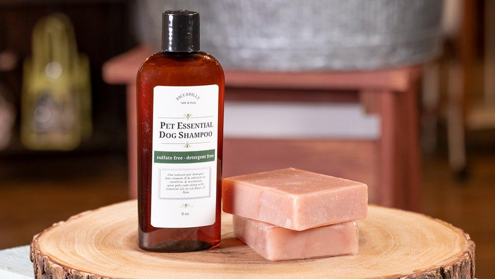 Pet Essential Dog Shampoo