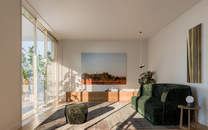 Salon sur terrasse