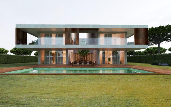 Nouveau T4 ressemblera à ce type de maison