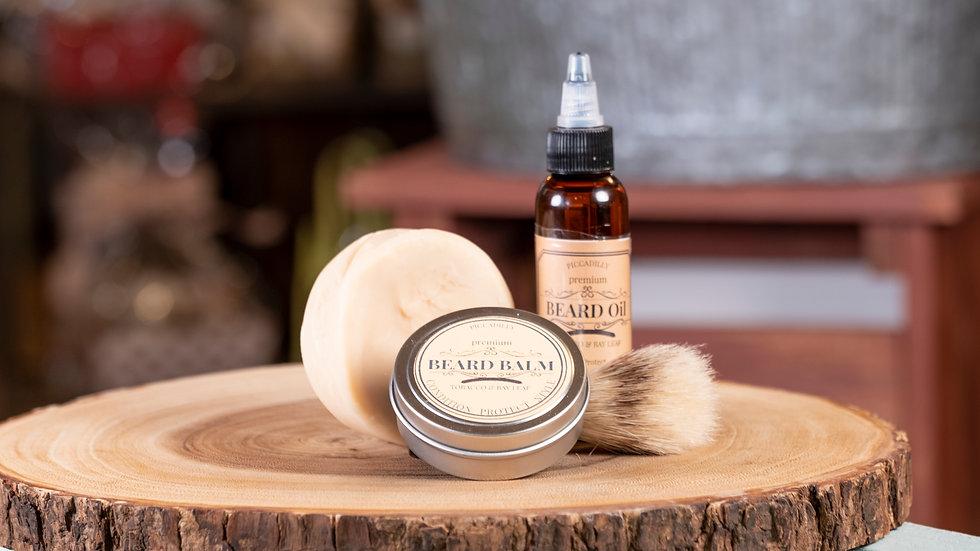 Beard Products - Tobacco & Bay Leaf