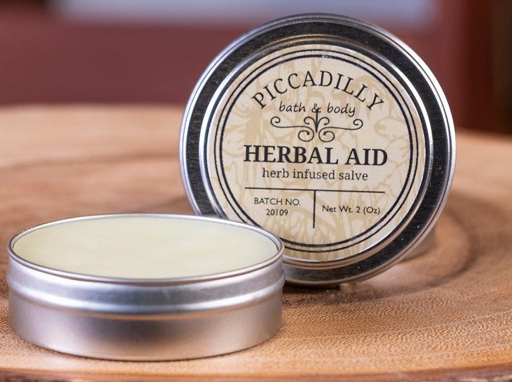 Herbal Aid Herb-Infused Salve