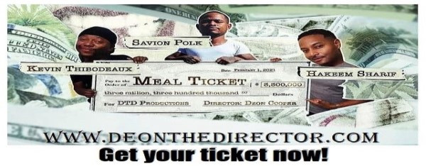 Meal Ticket Series Premiers October 29th, 2021