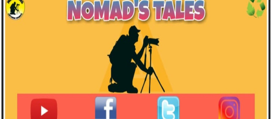 Nomad's Tales - Introducing Nitish Salgrota from Jammu, India.