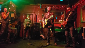 Blues Rock at the Red Door with Luis Oliart, Toluca Lake, CA