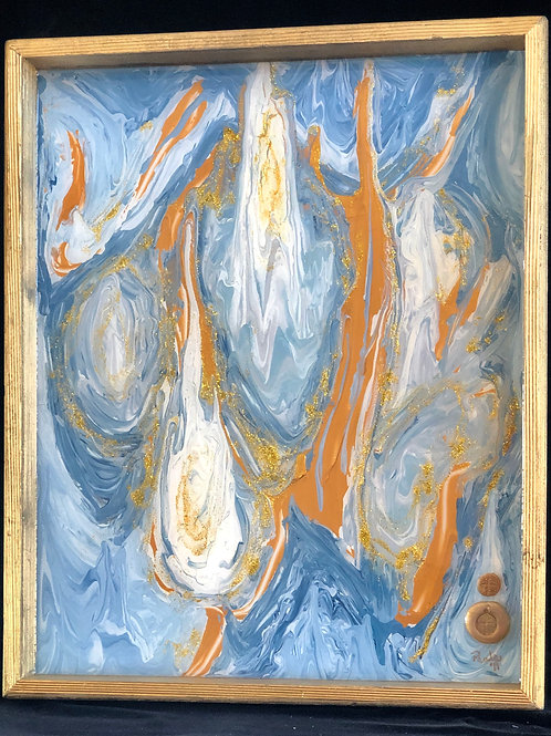 302 - Blue Flame