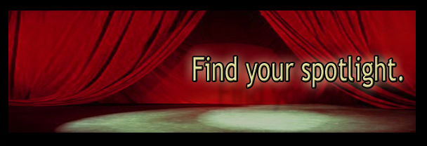 "Curtain Call Studios ""Find Your Spotlight"""