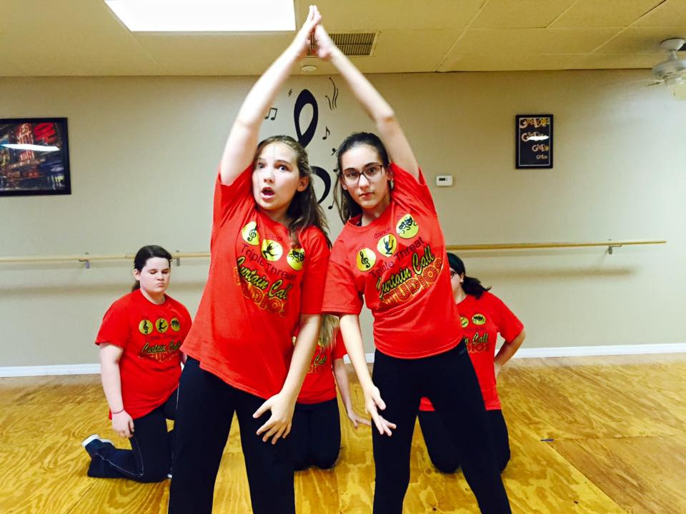 ALL SHOOK UP choreography