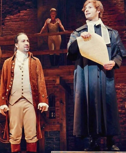 Broadway's Hamilton