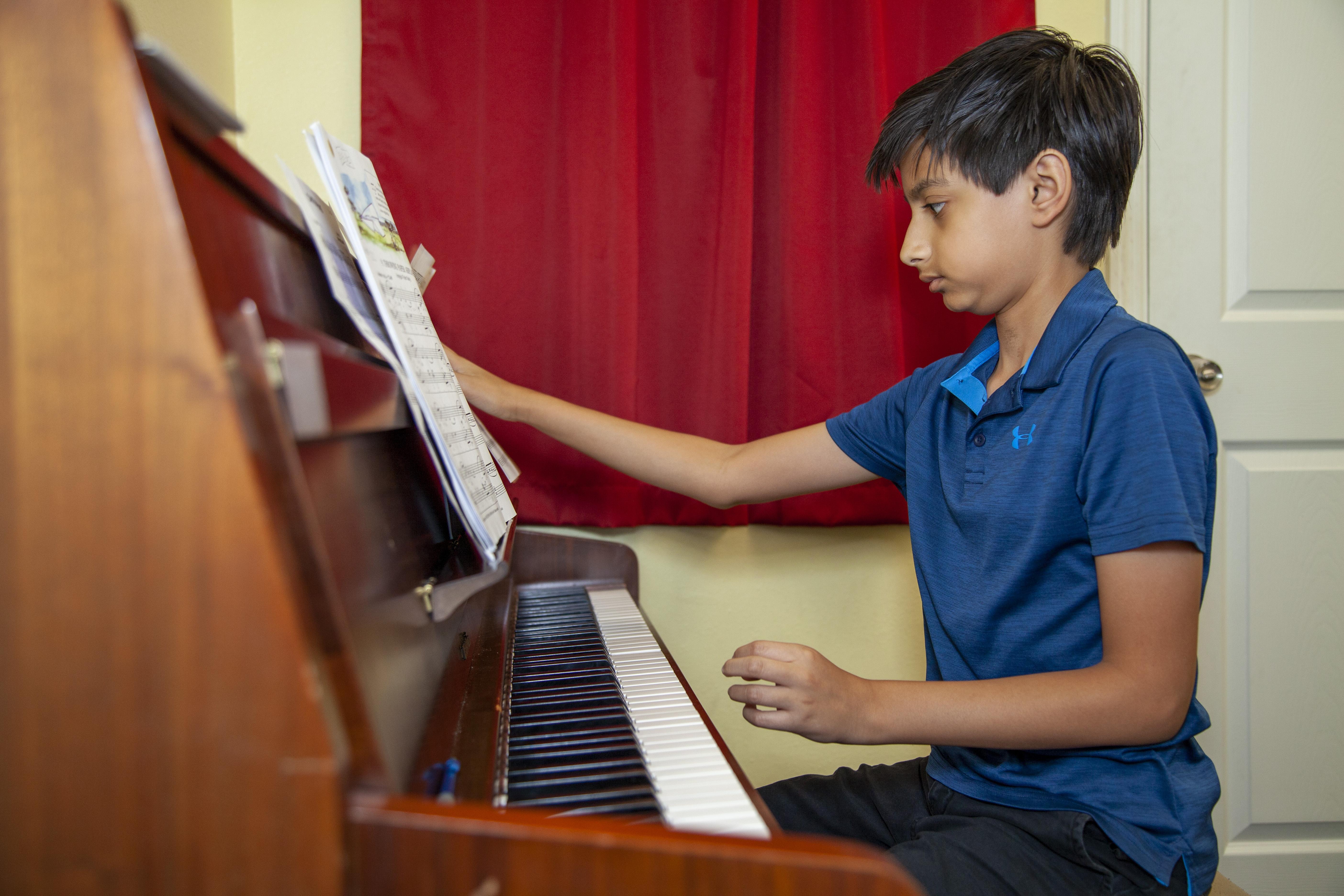 Private Piano Lessons!