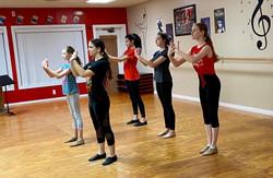 Teen Broadway Dance Class!
