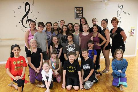 Broadway Hamilton Workshop