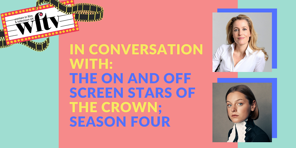 In conversation with the on and off screen stars of The Crown; Season Four