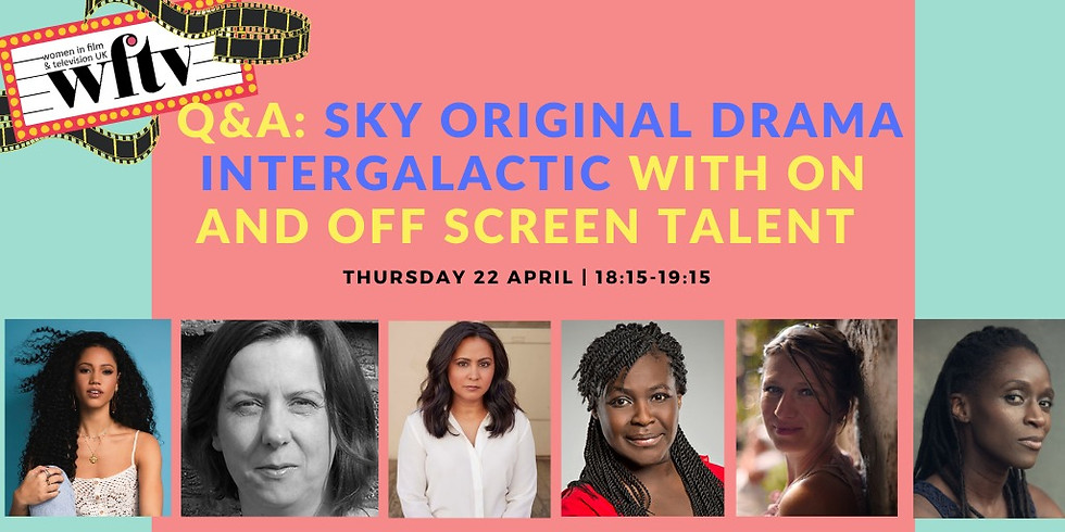 Q&A: Sky Original drama Intergalactic with on and off screen talent