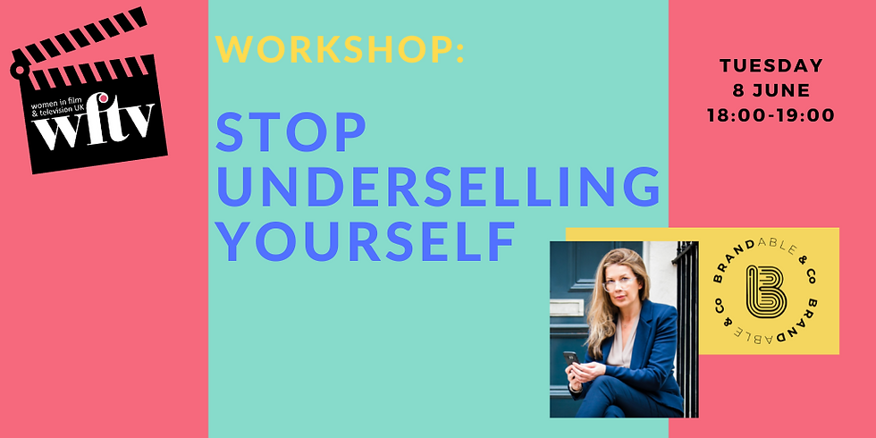 Stop Underselling Yourself