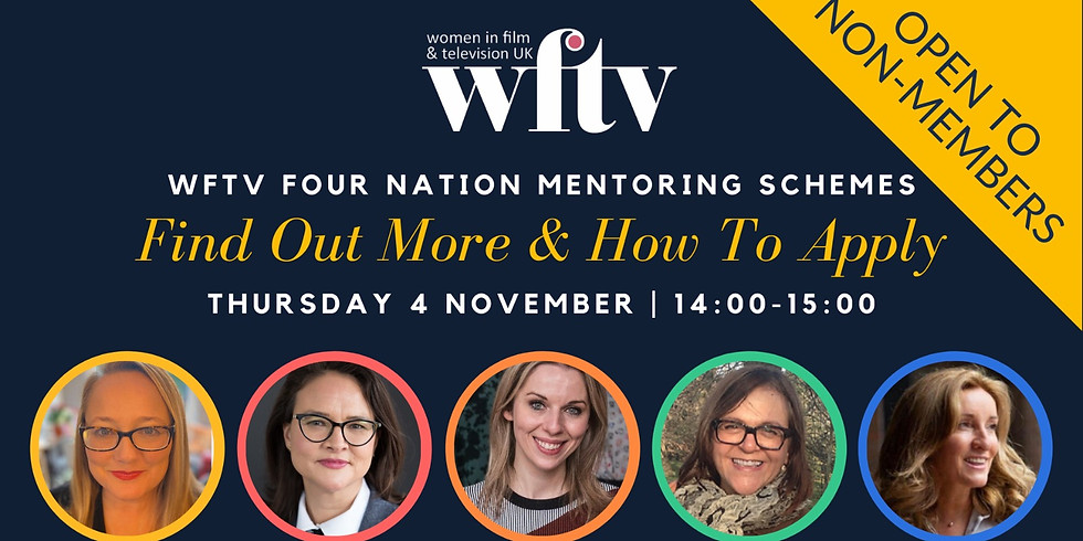 WFTV Four Nation Mentoring Schemes: Find Out More & How To Apply
