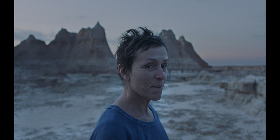 *SOLD OUT* Special Opportunity: Watch NOMADLAND with Q&A