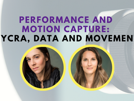 Performance and Motion Capture: Lycra, Data and Movement