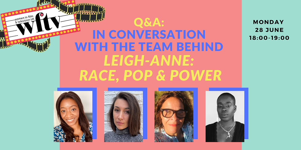 Q&A: In Conversation with the team behind Leigh-Anne: Race, Pop & Power