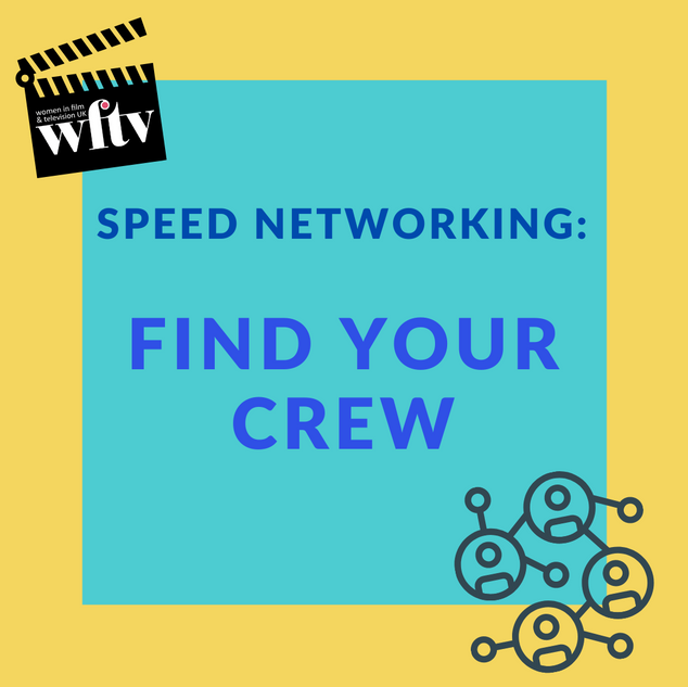 Speed Networking - Find your Crew