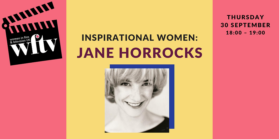 Inspirational Woman: In conversation with Jane Horrocks