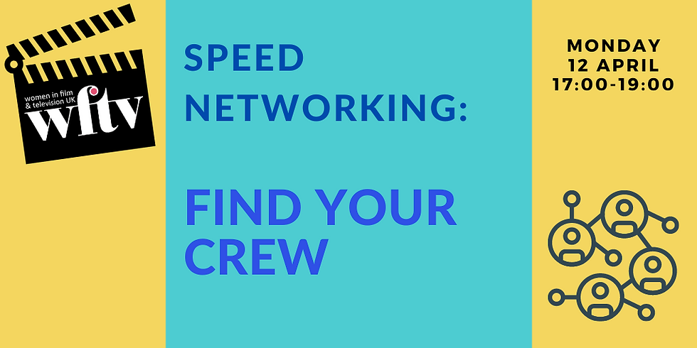 Speed Networking: Find Your Crew