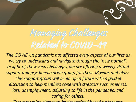 Managing the Challenges Related to COVID