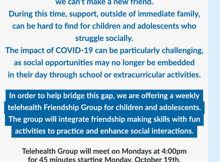 Inspire Friendship Group