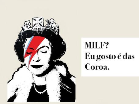 É MILF que chama? Eu gosto é das coroa.