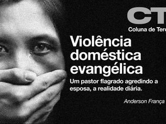 Pastores que surram esposas - Violência doméstica evangélica